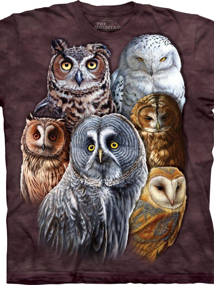 Výjimečný dárek od Dedoles Owls Adult