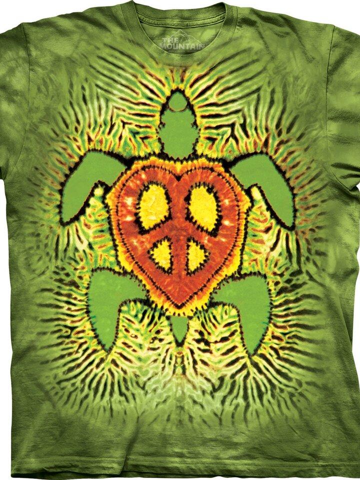 Zdjęcie lifestyle Rasta Peace Turtle Adult