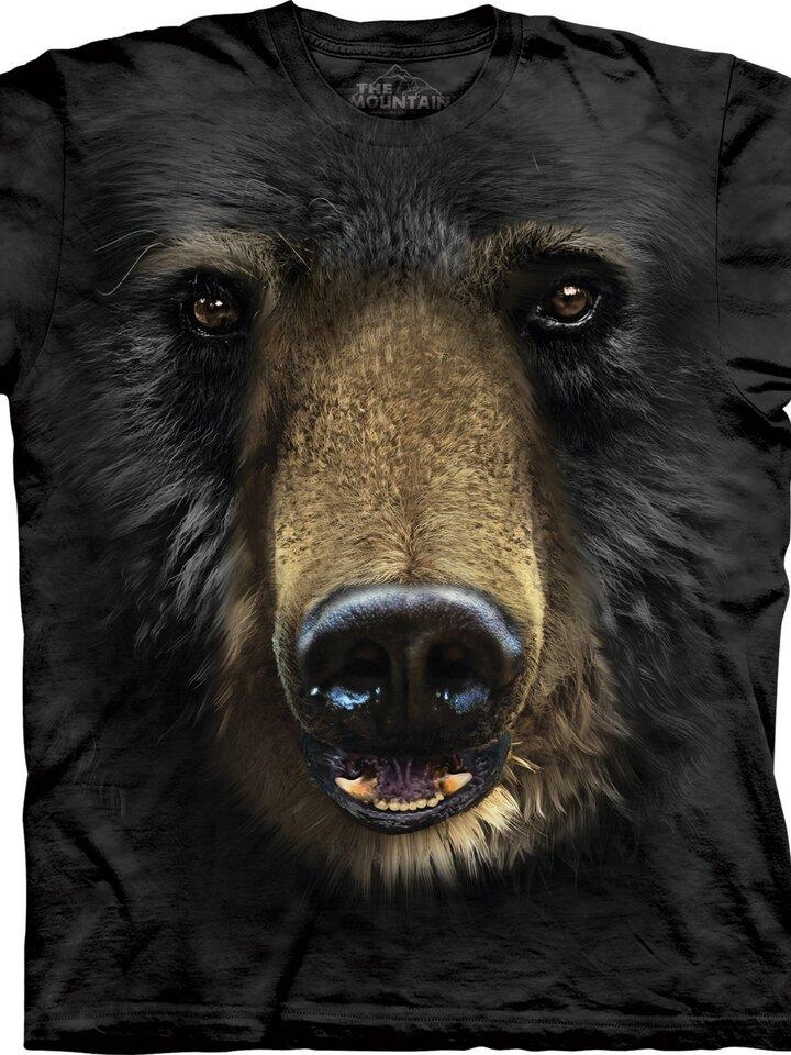 Dedoles oryginalny prezent Black Bear Face Adult