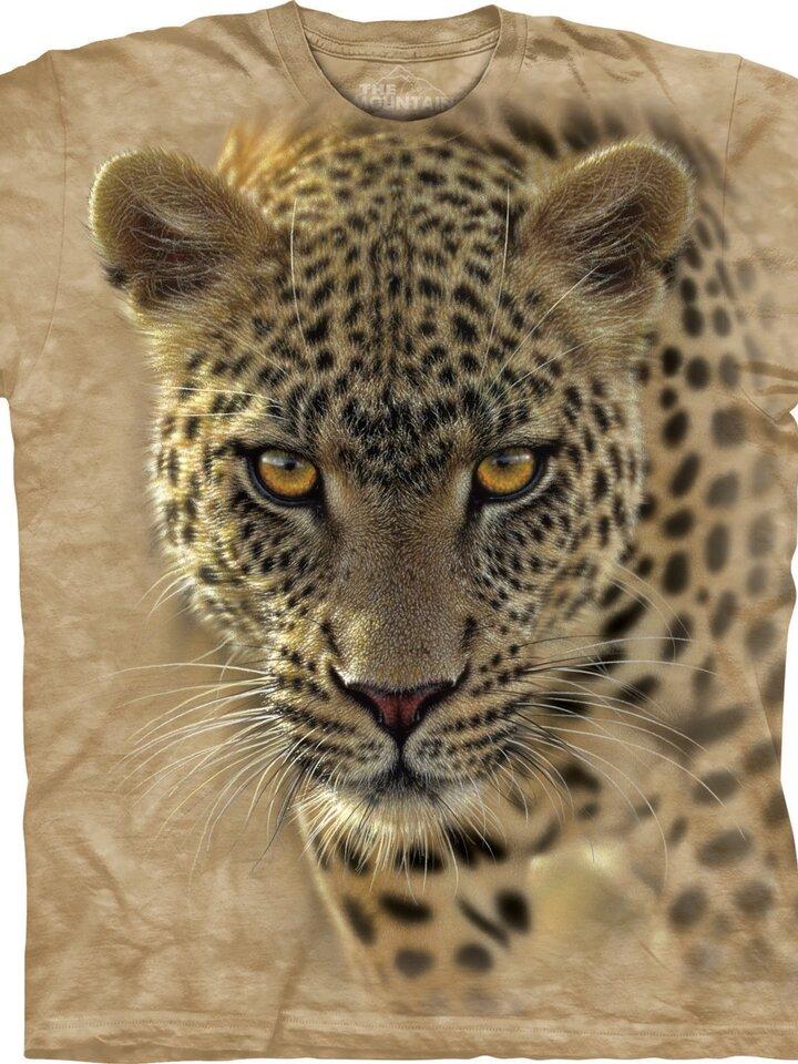 Výprodej Tričko Číhající leopard