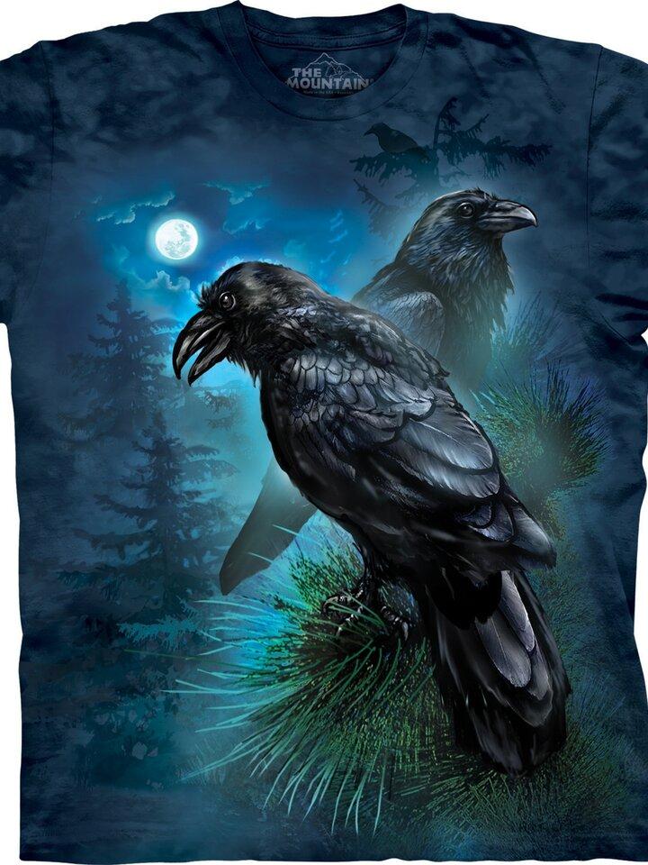 Rabatt T-Shirt Rabenvögel