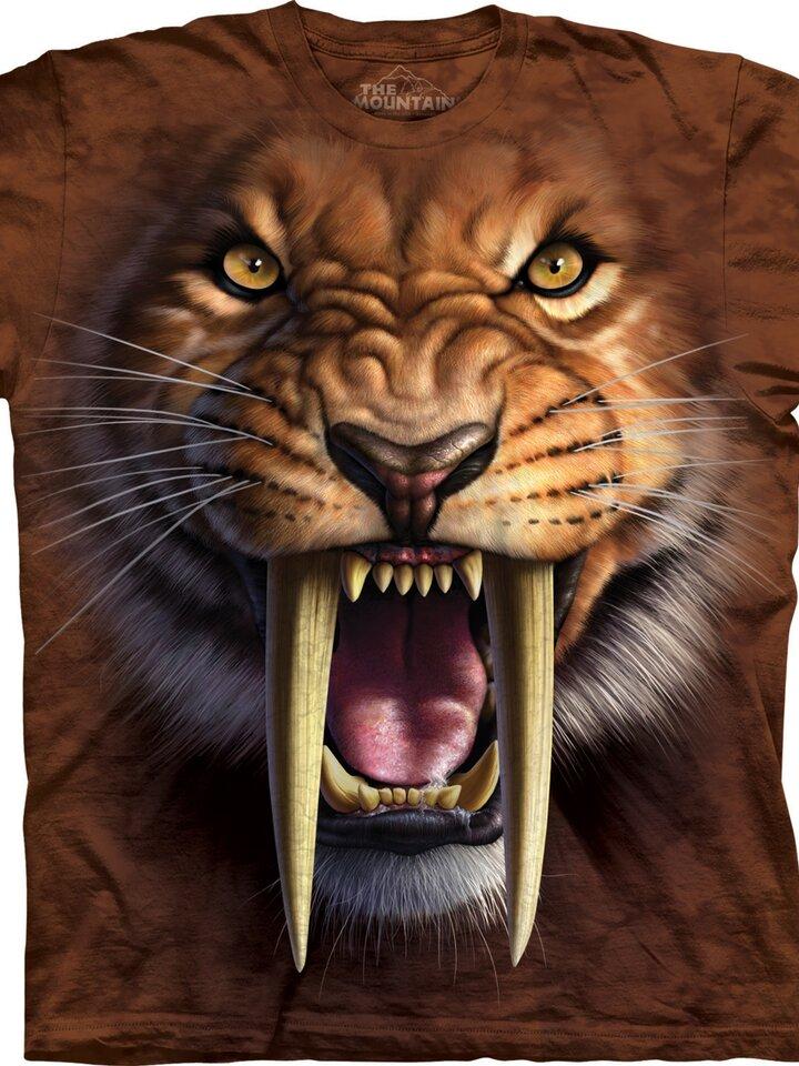 Reducerea Sabertooth Tiger Adult