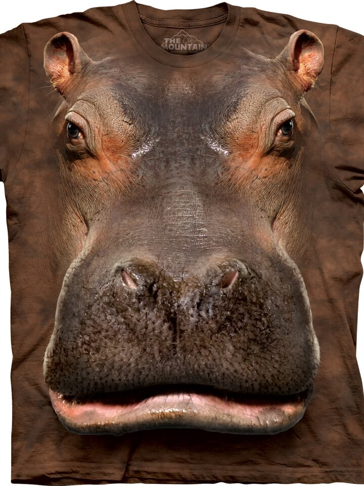 Reducerea Hippo Head Adult