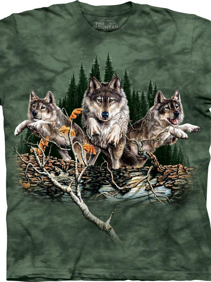 Reducerea Find 12 Wolves Adult