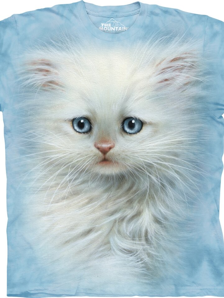 Geschenk von Dedoles T-Shirt Rauhaariges Kätzchen