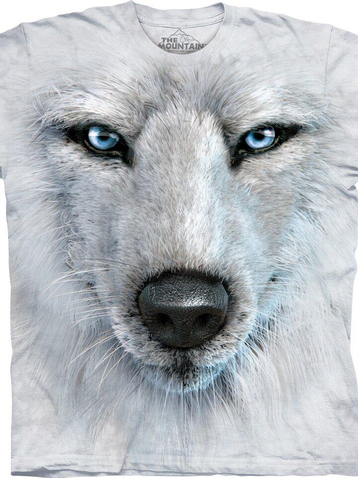 Bereiten Sie sich Freude mit diesem Dedoles-Stück T-Shirt Sibirischer Wolf