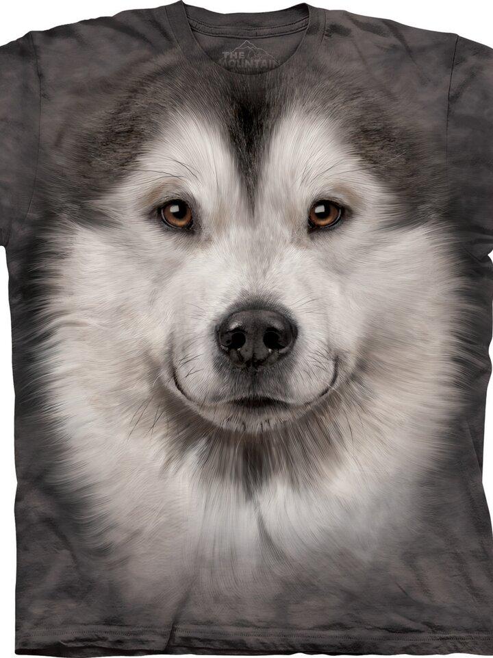pentru outfit-ul perfect Alaskan Malamute Dog