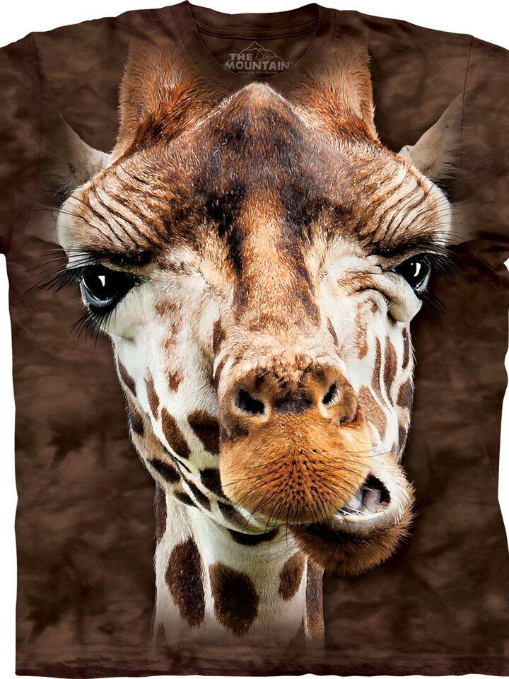 Potěšte se tímto kouskem Dedoles Tričko Obličej žirafy