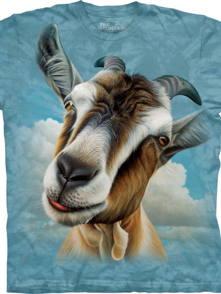 pentru outfit-ul perfect Goat Head Adult