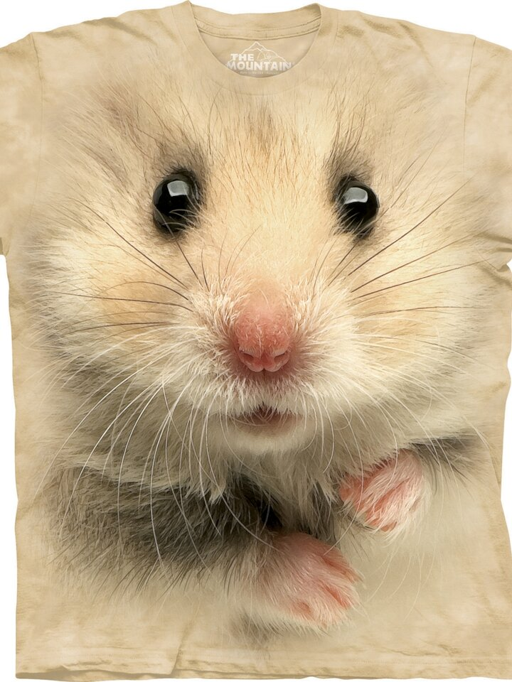 Potešte sa týmto kúskom Dedoles Hamster face Adult