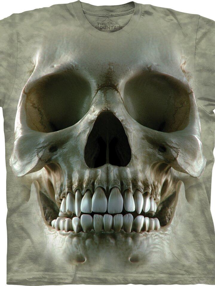 Cadou original de la Dedoles Big Face Skull Adult