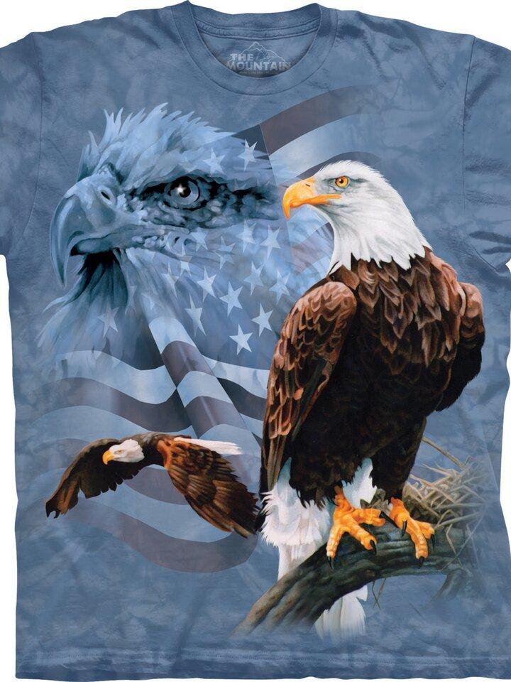 Pomysły na prezenty Faded Flag & Eagles