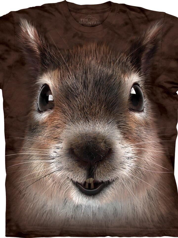 Tip na darček Squirrel Face Adult
