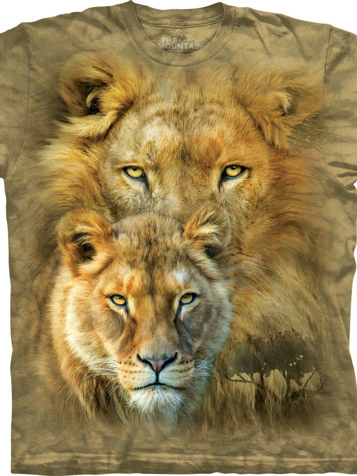 Geschenk von Dedoles T-Shirt Safari Löwe