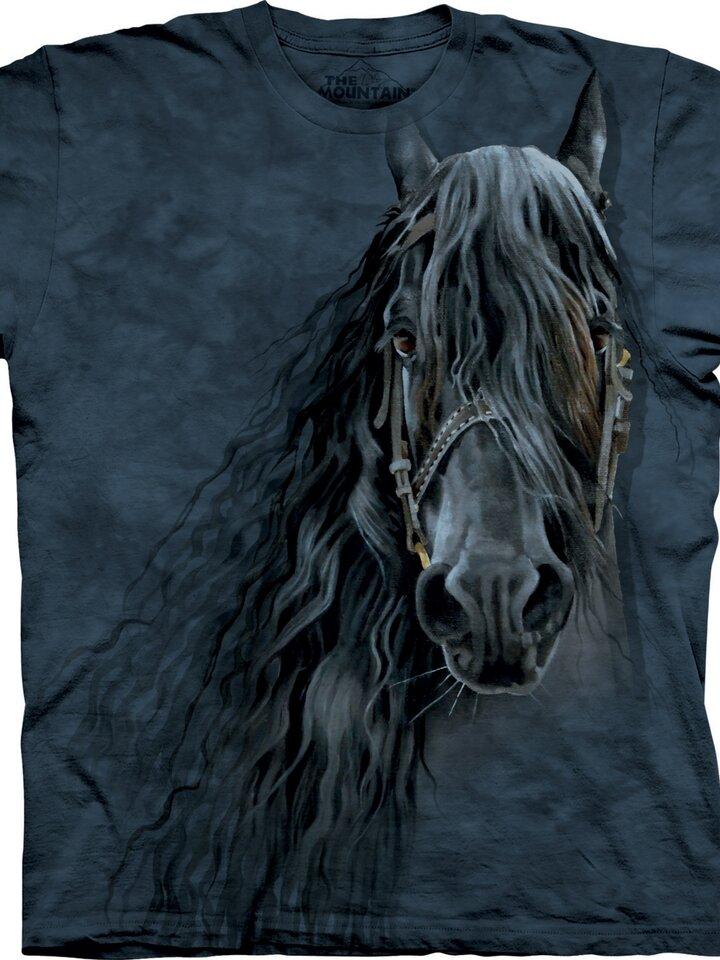 Tip na dárek Tričko Fríský kůň