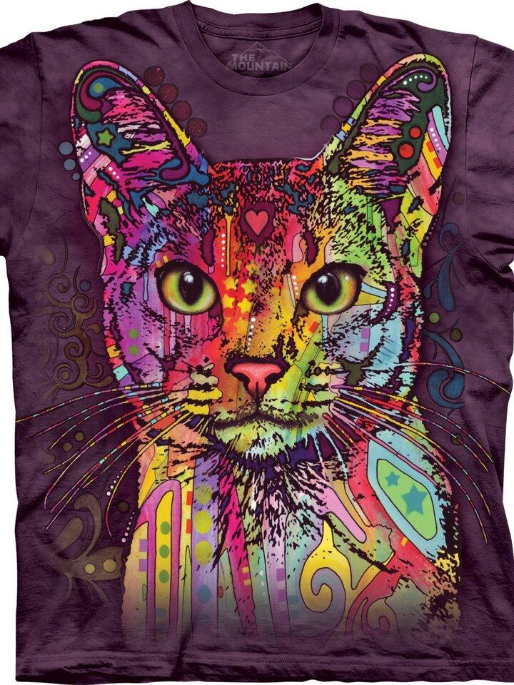 Zľava Tričko Abesínska mačka