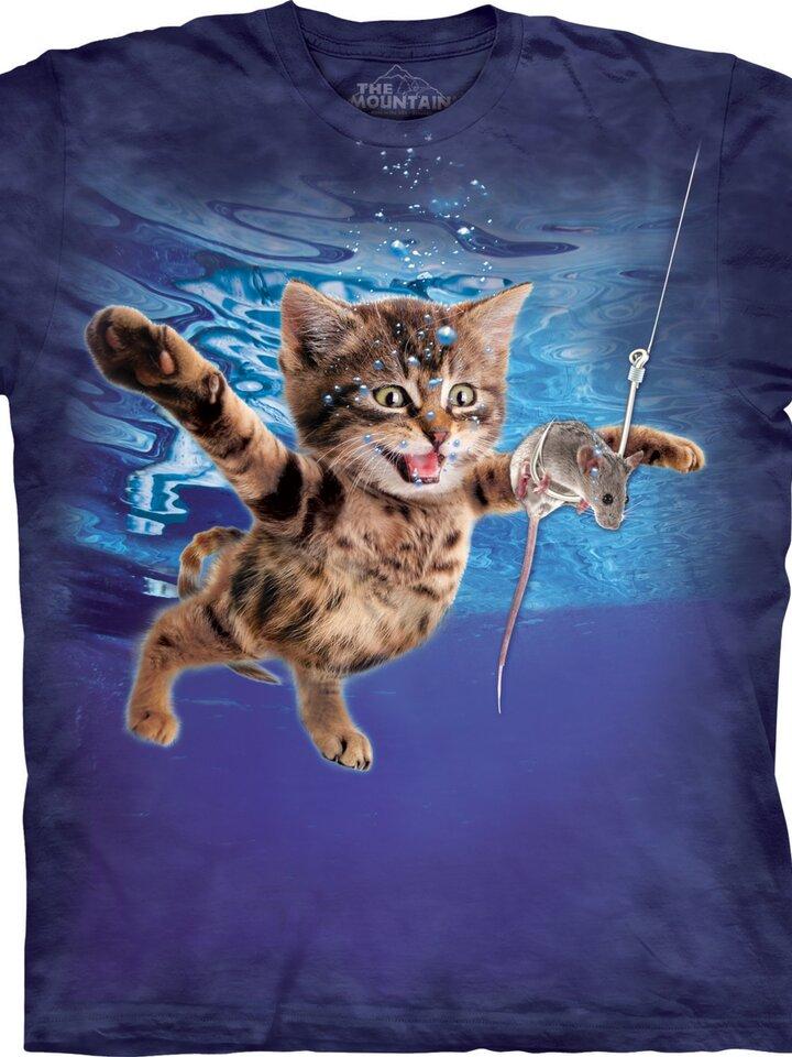 Výpredaj Tričko Mačka a myš