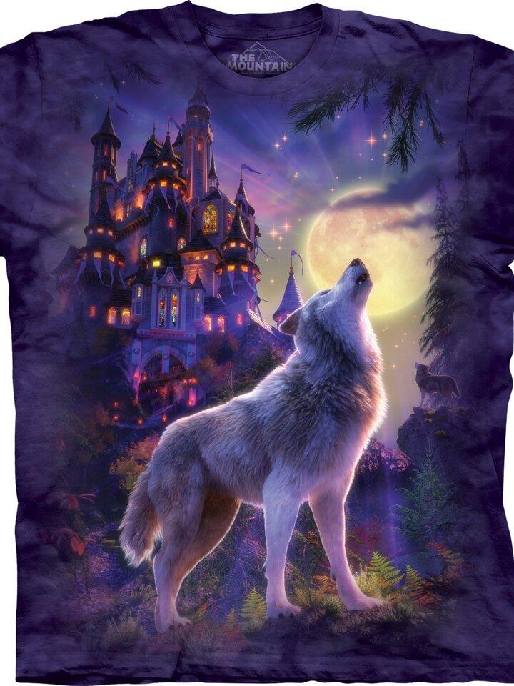 Tip na darček Wolf Castle