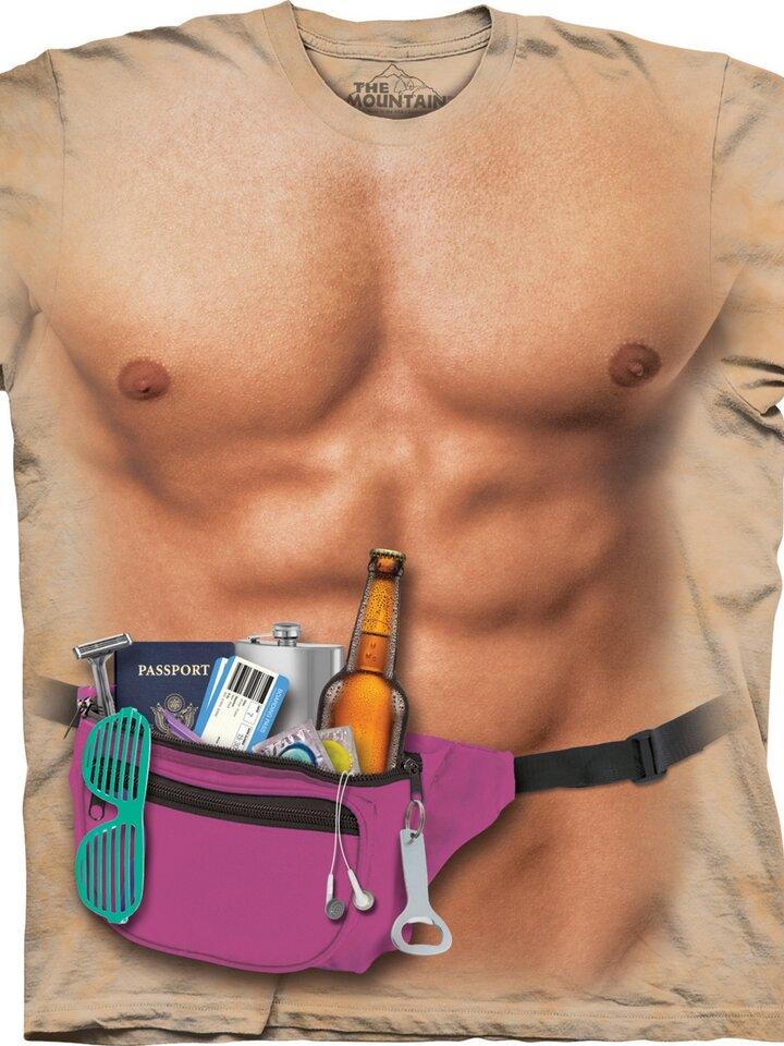 Suchen Sie ein originelles und außergewöhliches Geschenk? überrascht den Beschenkten sicher T-Shirt Sommerausrüstung