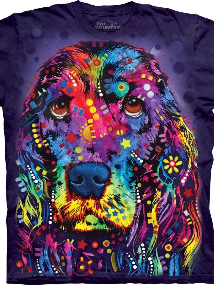 Geschenktipp T-shirt Russo Cocker