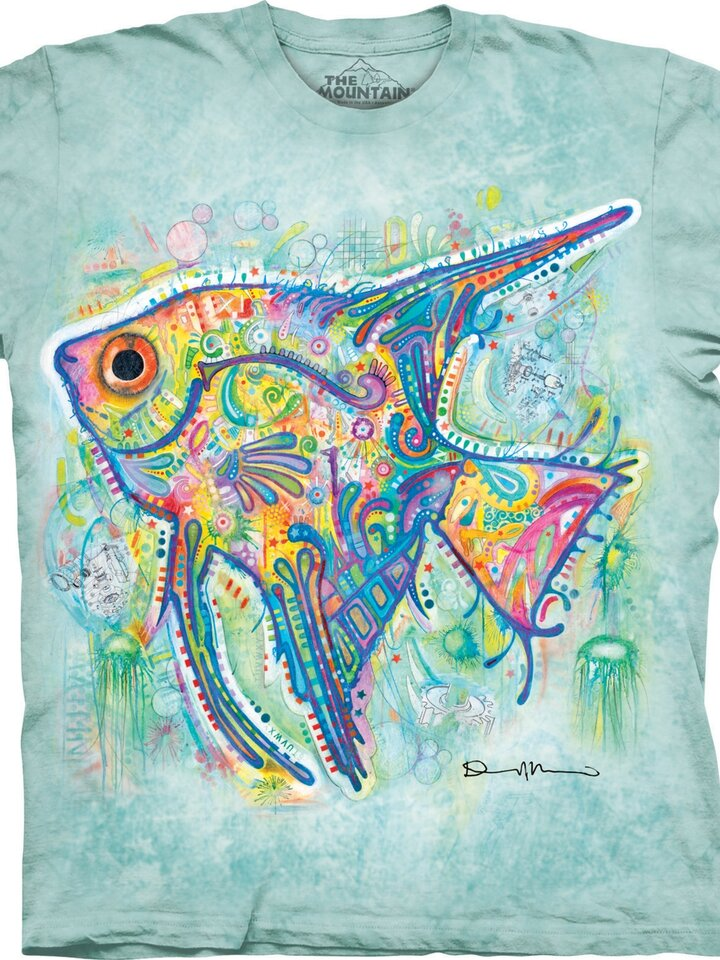 Bereiten Sie sich Freude mit diesem Dedoles-Stück T-Shirt Russo Fisch