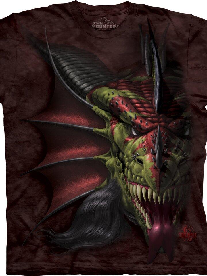 Pre dokonalý a originálny outfit Tričko Dračia príšera
