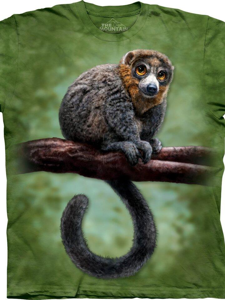 Pre dokonalý a originálny outfit Tričko Lemur