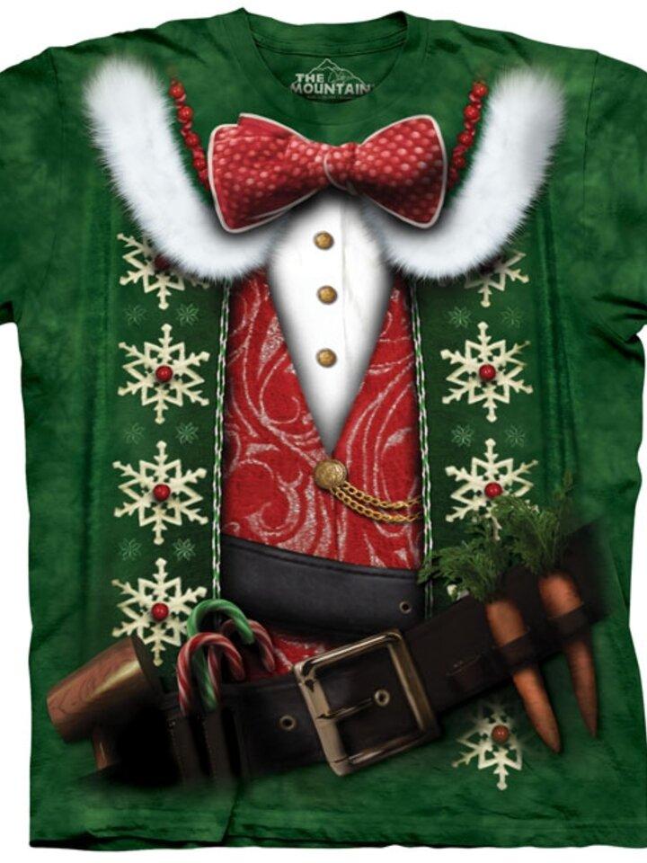 Suchen Sie ein originelles und außergewöhliches Geschenk? überrascht den Beschenkten sicher Elf Costume