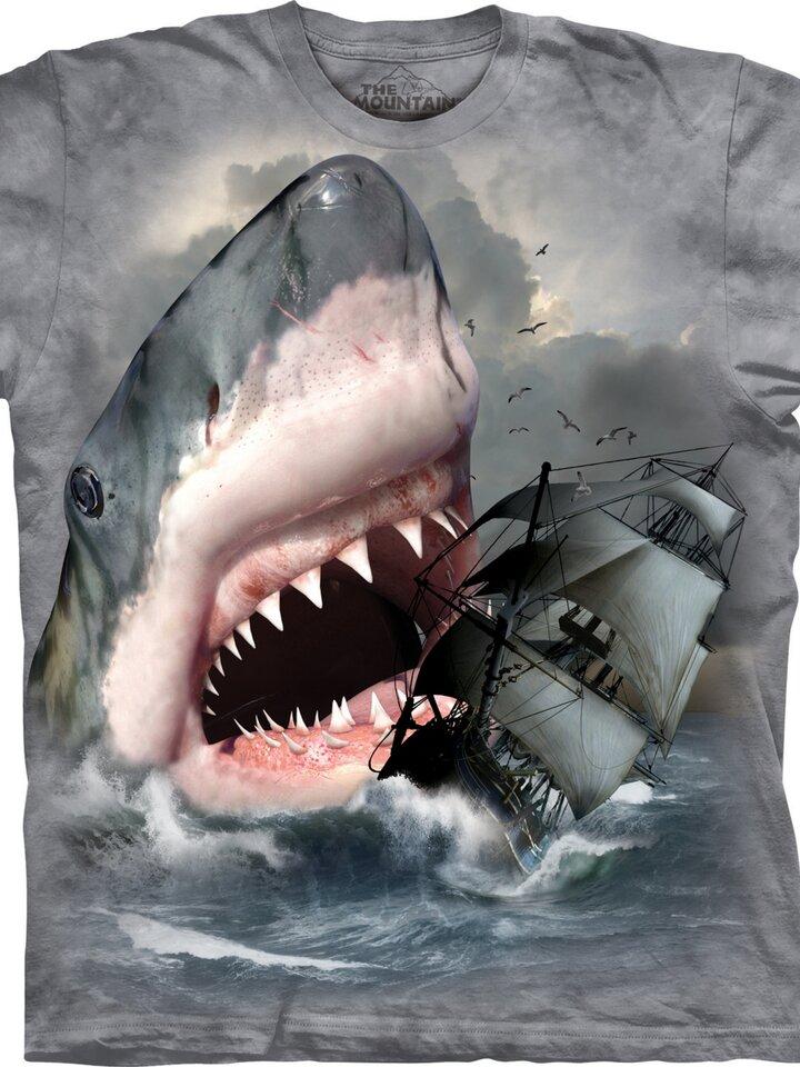 Geschenktipp T-Shirt Haikatastrophe