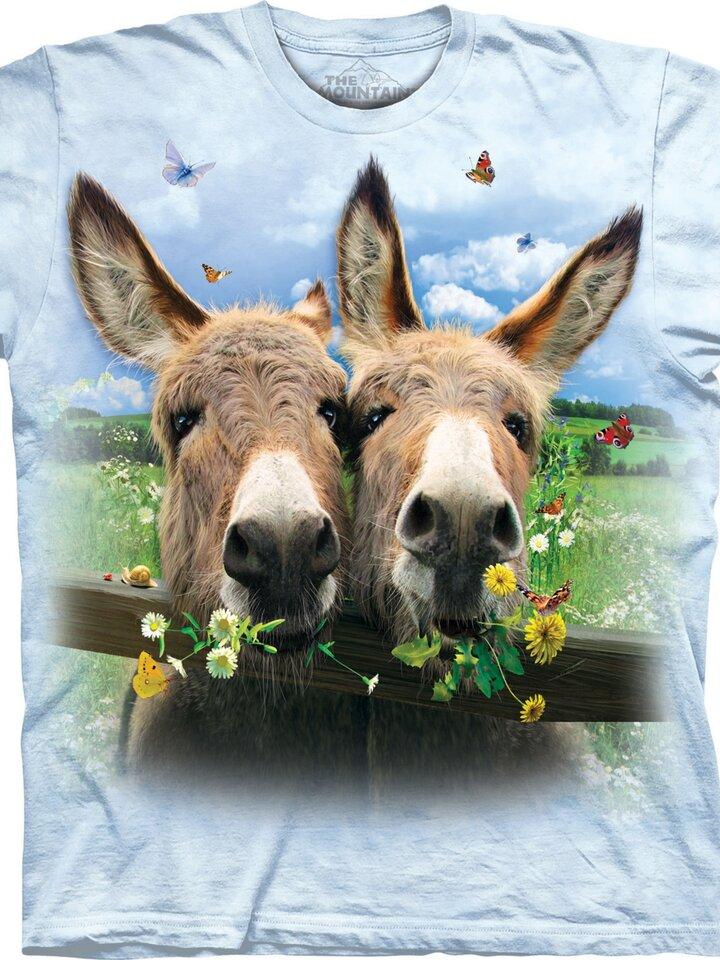 Foto Tricou Donkey Daisy