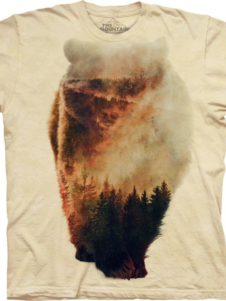 Geschenk von Dedoles T-Shirt Waldbär