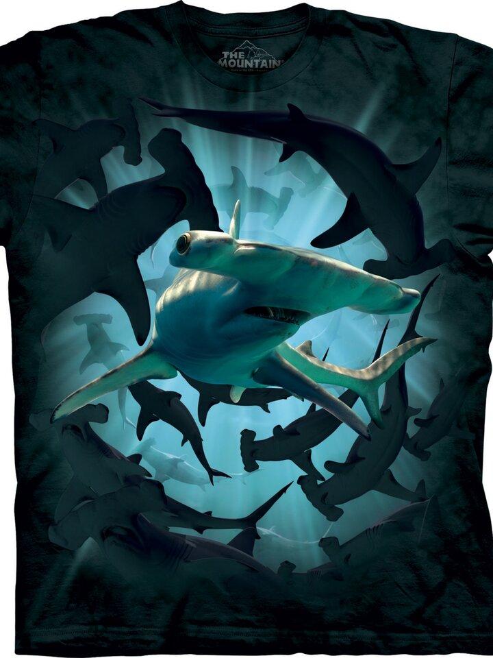 Rabatt T-Shirt Haiwirbel
