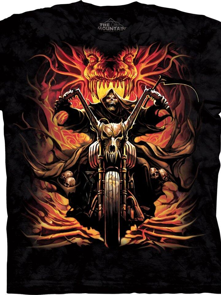 Suchen Sie ein originelles und außergewöhliches Geschenk? überrascht den Beschenkten sicher Grim Rider Adult