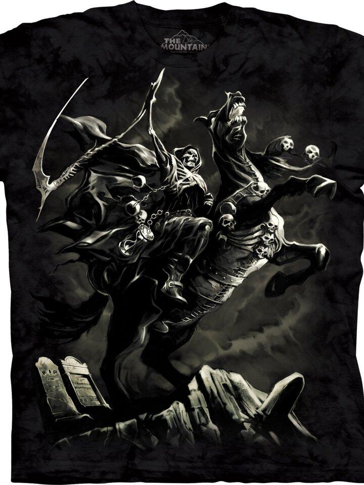 Potešte sa týmto kúskom Dedoles Tričko Bledý kôň