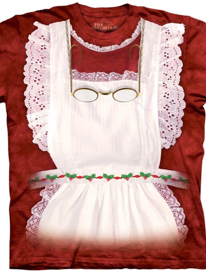 pro dokonalý a originální outfit Tričko Paní Klausová