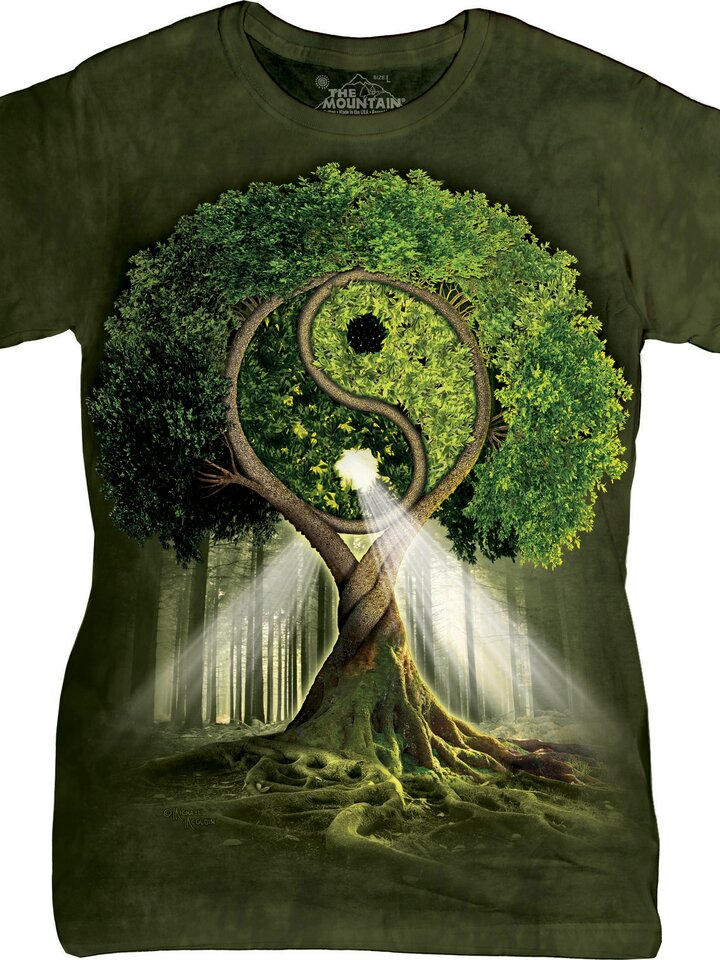 Dedoles oryginalny prezent Yin Yang Tree