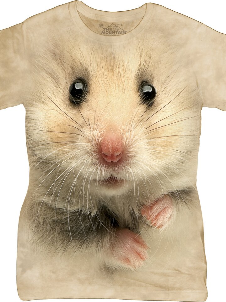 ZNIŻKA Hamster Face