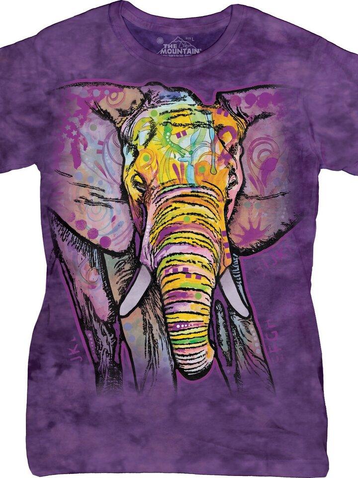 Kiárusítás Női póló Russo elefánt