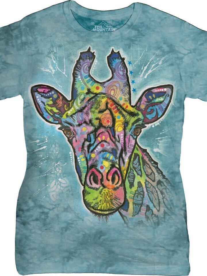 Hľadáte originálny a nezvyčajný darček? Obdarovaného zaručene prekvapí Dámske tirčko Žirafa