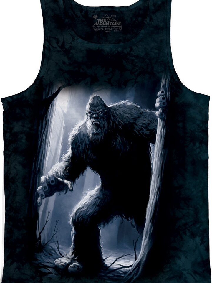 Original gift Sasquatch Fantasy Tank Top