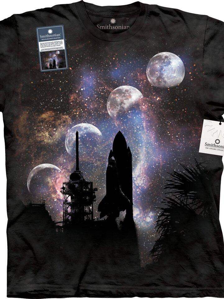 Výnimočný darček od Dedoles Tričko Štart vesmírnej lode