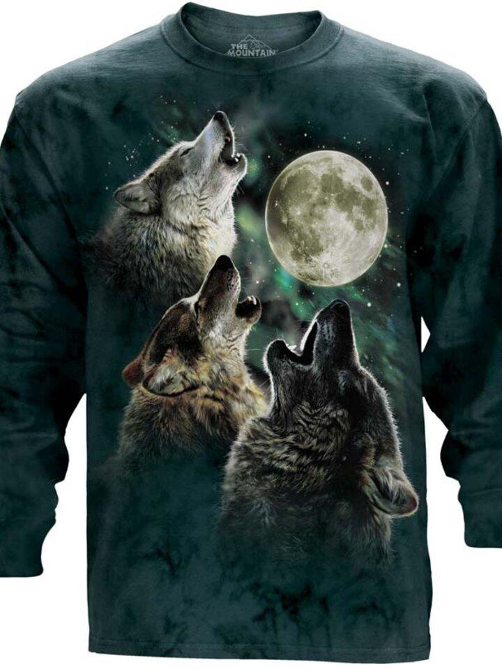 Lichidare de stoc 3 Wolf Moon  Adult Long