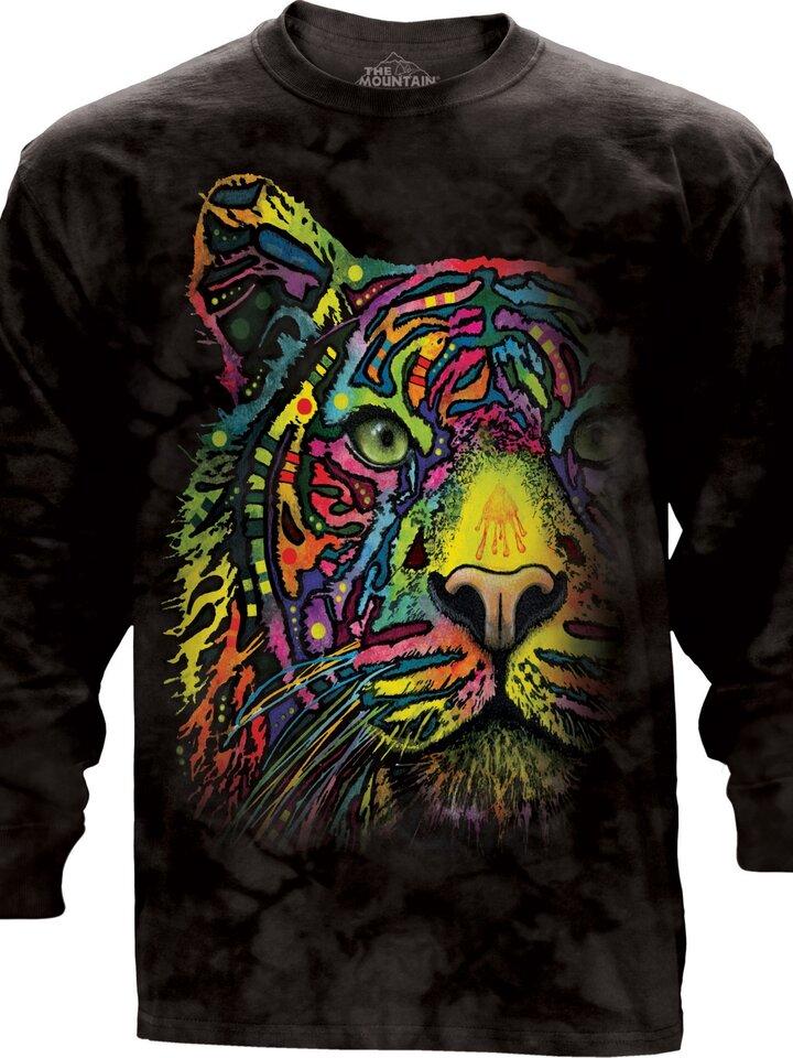 Eredeti ajándék a Dedolestől Russo tigris póló