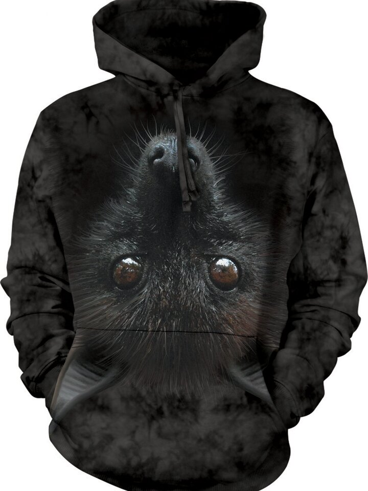 Obrázok produktu Mikina s kapucňou Netopier