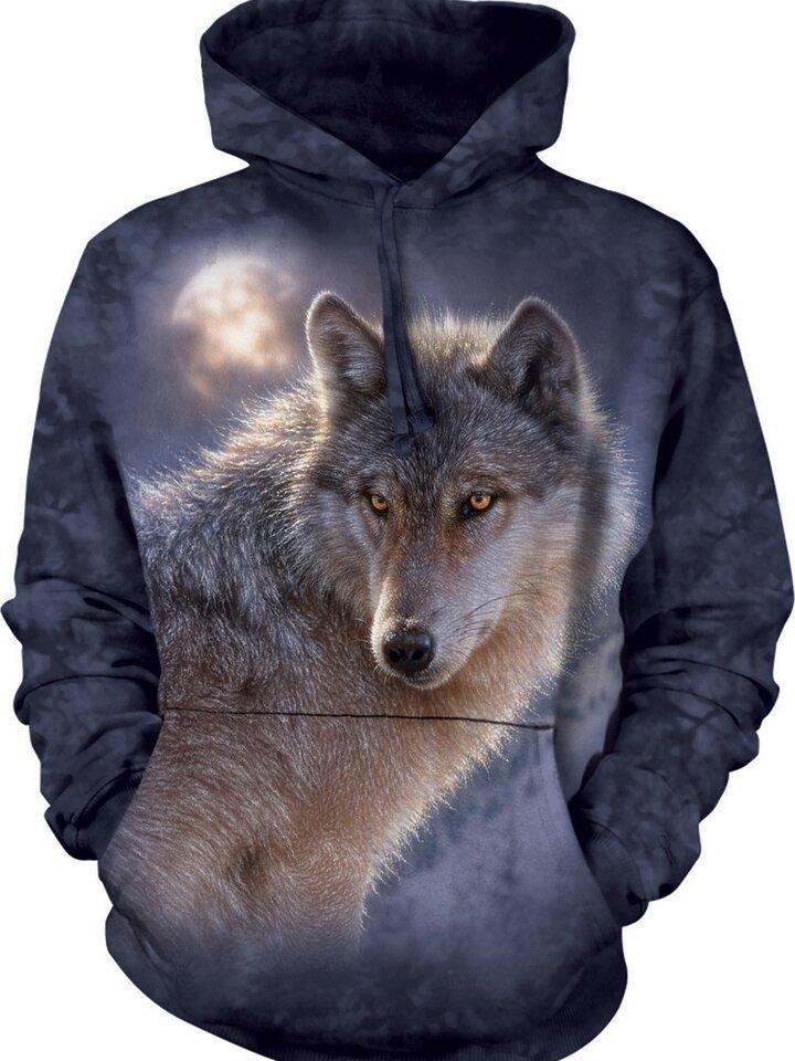 Výjimečný dárek od Dedoles Adventure Wolf Wolves Hoodie