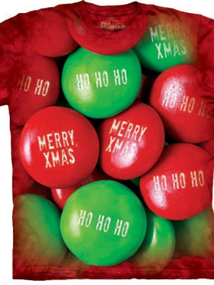 pro dokonalý a originální outfit Tričko Vánoční sladkost