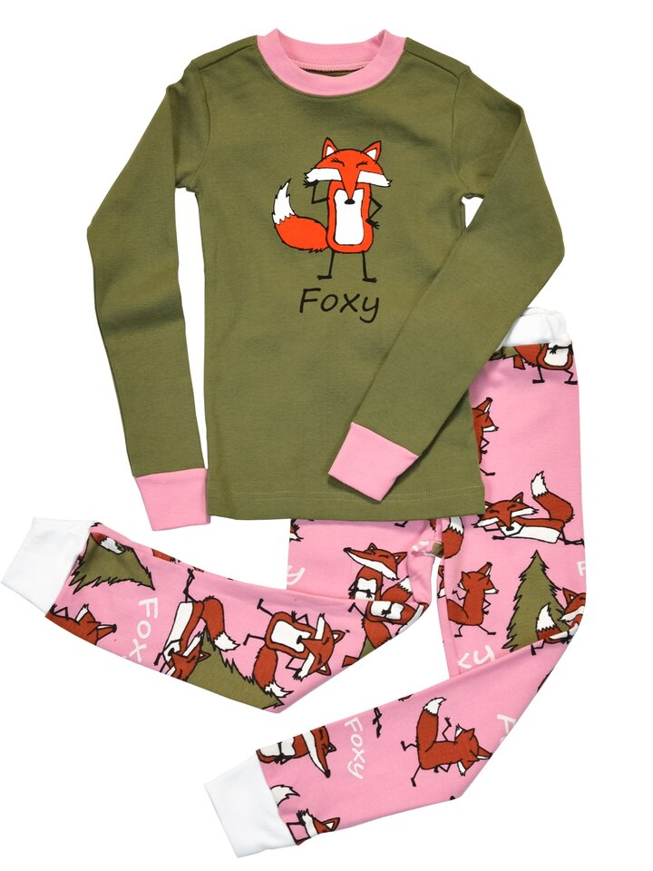 Looking for an original and unusual gift? The gifted person will surely surprise with LazyOne Girls Foxy