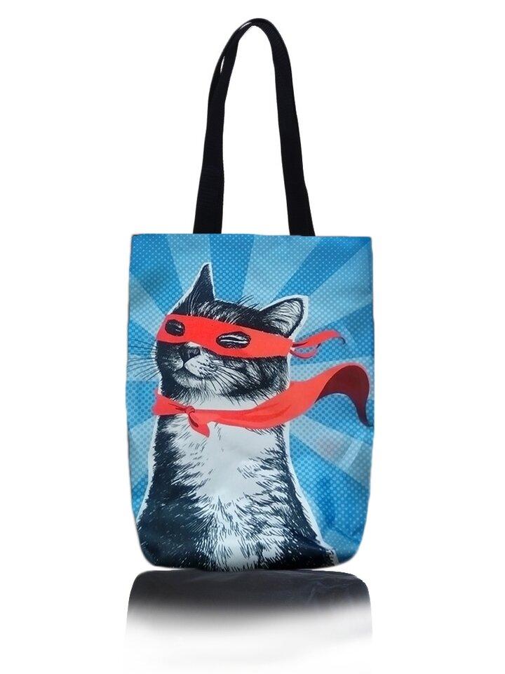 Výnimočný darček od Dedoles Taška na rameno Shop - Super mačka