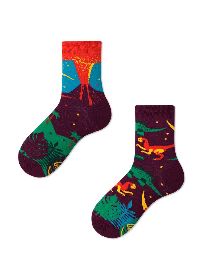 Tip na darček Detské Ponožky Many Mornings Dinosaury