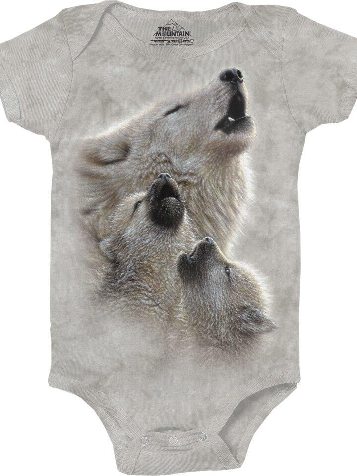 Obrázok produktu Detské body Spev vlkov